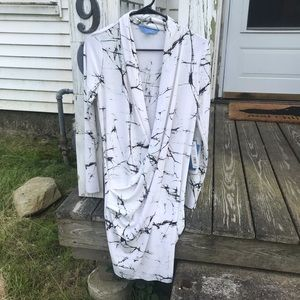 Wrap dress brand new !